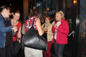 Ladies Night v Cinema City Ostrava 12.9.2017